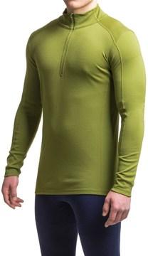 Ibex Woolies 2 Base Layer Top - Merino Wool, Zip Neck, Long Sleeve (For Men)