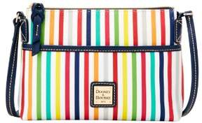 Dooney & Bourke Catalina Ginger Pouchette Shoulder Bag - MULTI - STYLE