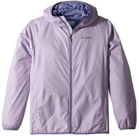 Columbia Kids Pixel Grabbertm II Wind Jacket Girl's Coat