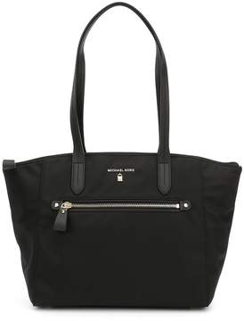 MICHAEL Michael Kors Kelsey Nylon Medium Tote - BLACK - STYLE