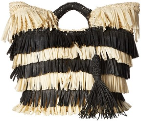 San Diego Hat Company - BSB1711 Crochet Tote Tote Handbags
