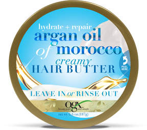 OGX Hydrate + Repair Argan Oil of Morocco Creamy Hair Butter Leave In or Rinse Out