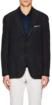 Boglioli Men's K2 Cotton Moleskin Two-Button Sportcoat