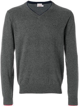Sun 68 V neck sweatshirt