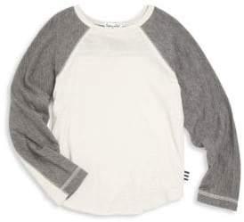 Splendid Toddler's & Little Boy's Raglan Sleeve T-Shirt