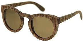 Spectrum Flores Wood Sunglasses