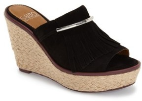 Franco Sarto Women's 'Candace' Wedge Mule