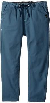 Quiksilver Krandy Elasticated Pants Boy's Casual Pants