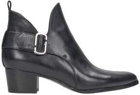 Marc Jacobs Ginger Interlock Ankle Boots