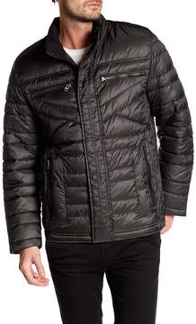 Bugatchi Long Sleeve Puffy Jacket