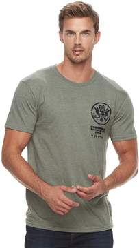 Apt. 9 Men's Adorned Military Graphic Tee