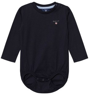 Gant Navy Shield Jersey Body
