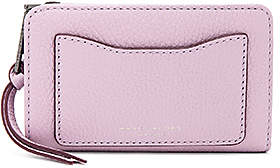 Marc Jacobs Recruit Compact Wallet - PALE LILAC - STYLE
