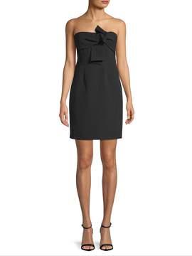 Alexia Admor Women's Strapless Bow Dress