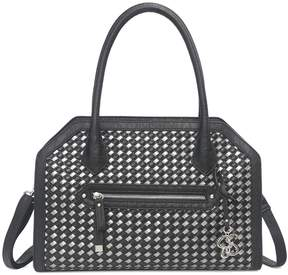 Jessica Simpson Carly Woven Satchel