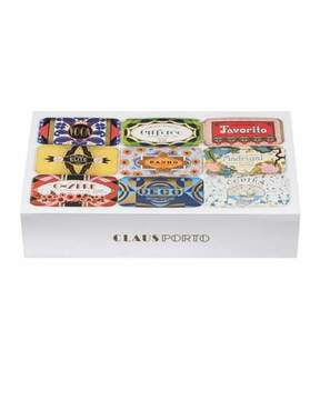 Claus Porto Deco Gift Box - 9 Mini Soaps w/ Sleeve