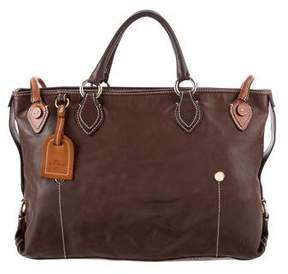 Etro Leather Satchel