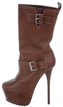 DSQUARED2 Platform Ankle Boots
