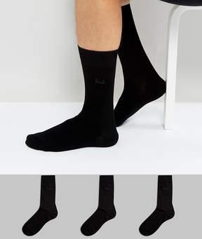 Pringle Endrick Socks In 3 Pack