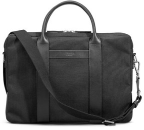 Shinola Computer Briefcase - Black