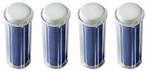 Emjoi Micro-Pedi Extra Coarse Refill Roller Setof 4