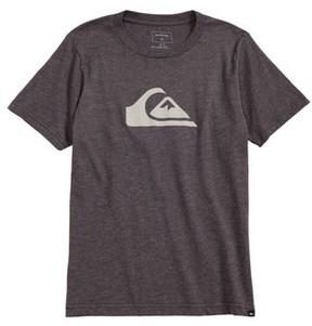 Quiksilver Boy's Logo Graphic T-Shirt