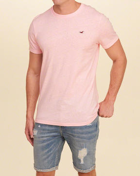 Hollister Must-Have Crewneck T-Shirt