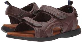 Nunn Bush Rio Grande Three Strap River Sandal Men's Sandals