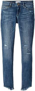DL1961 Kids Chloe Skinny Jeans in Avalon Girl's Jeans