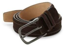 Mezlan Essential Suede Belt