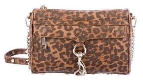 Rebecca Minkoff Animal Print Leather M.A.C. Crossbody Bag - ANIMAL PRINT - STYLE