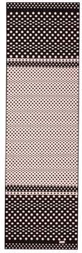 St. John | Dot Print Silk Twill Scarf