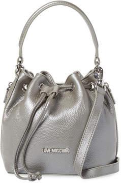 Love Moschino Women's BAG VITELLO BLACK