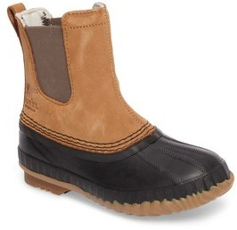 Sorel Girl's Cheyanne Ii Waterproof Insulated Chelsea Boot
