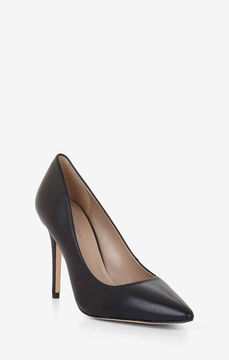 BCBGMAXAZRIA Opia Leather Pumps