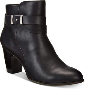 Giani Bernini Calae Booties, Created For Macy's Women's Shoes