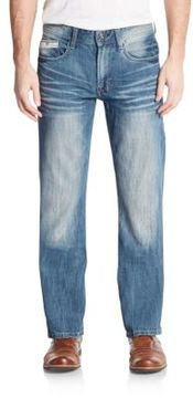 Buffalo David Bitton Driven Straight-Leg Jeans