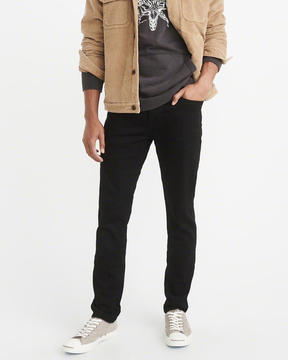 Abercrombie & Fitch Athletic Slim Winter Jeans