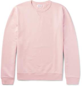 Hartford Mélange Loopback Cotton-Jersey Sweatshirt