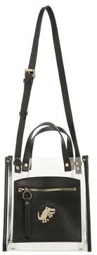 Dino clear shoulder bag PWMR2AG51900090
