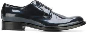 Dolce & Gabbana patent Derby shoes