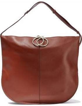 Nina Ricci Kuti Leather Shoulder Bag