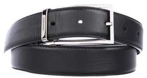 Christian Dior Reversible Leather Belt