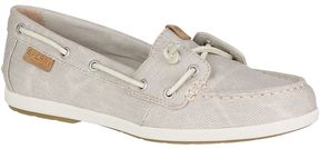 Sperry Coil Ivy Sunbleach Boat Shoe