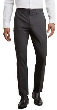 Kenneth Cole New York Reaction Kenneth Cole Glenn Plaid Slim Fit Stretch Pants - Men's