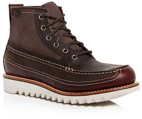G.H. Bass & Co. Men's Nickson Leather Hiking Boots