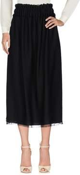 Celine 3/4 length skirts