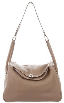 Hermes Clemence Lindy 34 - GREY - STYLE