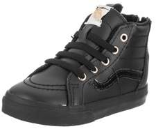 Vans Toddlers Sk8-hi Zip (mte) Skate Shoe.