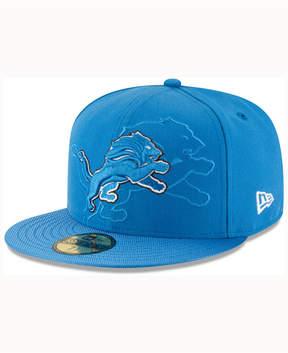 New Era Detroit Lions Sideline 59FIFTY Cap